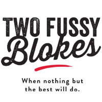 Two Fussy Blokes