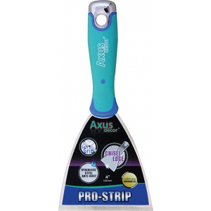 """Blue Series - Pro-Strip Scraper - 4"""""""