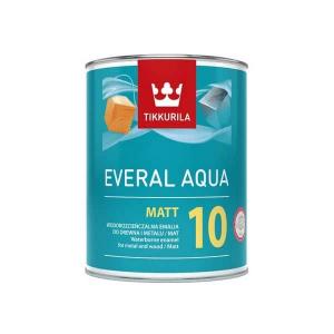 Everal Aqua 10 Interior