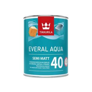 Everal Aqua 40 Interior