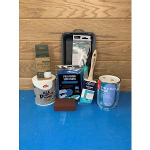 Exterior Furniture Painting Kit