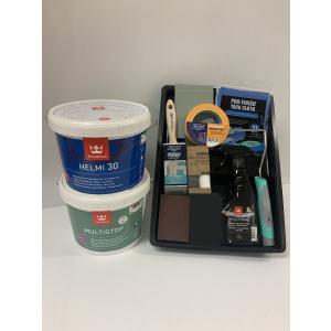 Kitchen Cabinet Kit – Pine