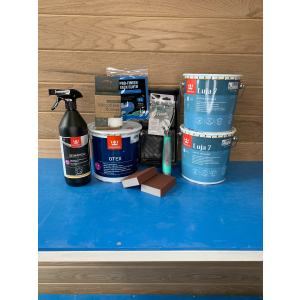Mobile Home Kit - Interior