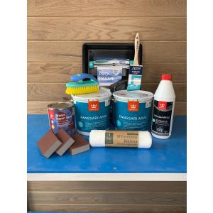Mobile Home Kit - Exterior