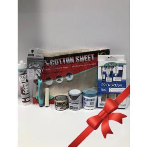 Metal Paint & Tool Kit