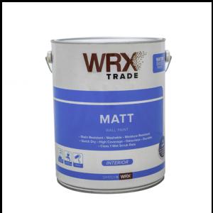 WRX - Matt Paint