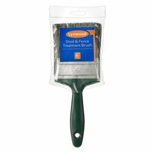 Shed & Fence Treatment Brush - Lynwood