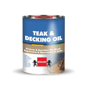 Teak and Decking Oil