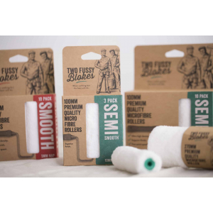 2 Fussy Blokes - Smooth - 100mm - (3 Pack) - 5mm