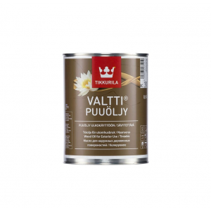 Valtti Wood Oil (Puuöljy)