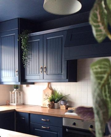 I have decided to paint my kitchen cabinets. What do I do?
